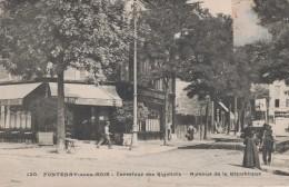 FONTENAY SOUS BOIS -94- CARREFOUR DES RIGOLLOTS AVENUE DE LA REPUBLIQUE - BELLE ANIMATION - Fontenay Sous Bois