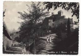 San Marino - La Rocca - H3018 - San Marino
