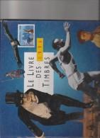 LLE LIVRE DES TIMBRES 1996 Sans Les Timbres - Documents Of Postal Services