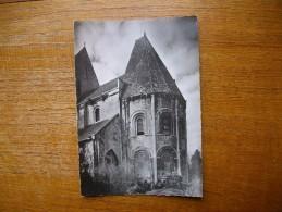 Caen , église Saint-nicolas , Choeur Et Abside Et Toiture - Caen