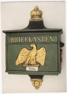 Briefkasten : Preußen, Um 1865 - Letter-box - Boite Aux Lettres  -  (D) - Post
