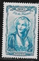 N° 595   FRANCE  -  FRANCE  -  L'ILE DE FRANCE  -  1943 - Nuovi