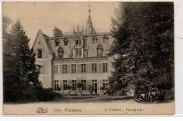 VULAINES  Le Chateau Vue Du Parc - France