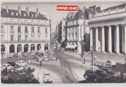 NANTES PLACE GRASLIN  (BELLES VOITURES) - Nantes