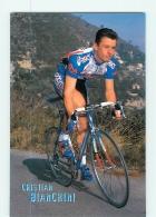 Cristian BIANCHINI . 2 Scans. Cyclisme. Asics 1998 - Cyclisme