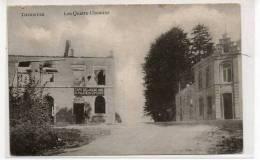 THIMISTER  Les Quatre  Chemins  Cafe Des Bons Amis D Fraikin Lovens - Belgique
