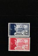 France - Pour La Légion Tricolore (1942) N°565 Et N°566 ** (MNH) - Unused Stamps