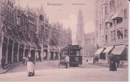 """PAYS BAS HOLLANDE NOORD HOLLAND AMSTERDAM  """" Raadhuisstraat """" Précurseur - Unclassified"""