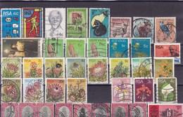 AFRIQUE DU SUD: Y&T :lot De 39 Timbres Oblitérés - Afrique Du Sud (1961-...)