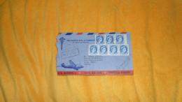 ENVELOPPE UNIQUEMENT DE 1956. / THE CANADIAN BANK OF COMMERCE. / RECOMMANDEE / MONTREAL A PARIS. CACHETS + TIMBRES.