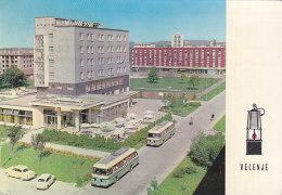 Velenje - Hotel Paka - Bus 1967 - Slovénie