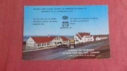 Auberge Du Faubourg--- St Jean Port Joli  Canada > Quebec>   Ref 2347 - Quebec