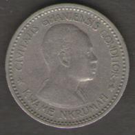 GHANA 1 SHILLING 1958 - Ghana