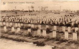 ELVERDINGHE - Canada Farm Cemetery -   (91526) - Sin Clasificación