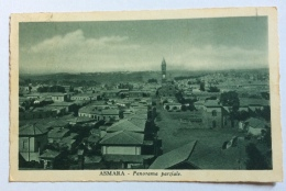 ASMARA  VIAGGIATA FP - Eritrea