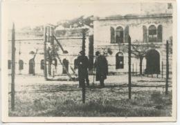 Philippe Pétain Maréchal De France : 1951 Fort De La Pierre Levée Sur L'Ile D'Yeu - Assigné à Résidence - Politicians & Soldiers