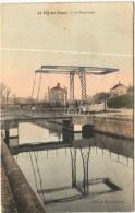 Carte Postale Ancienne De Le  Val Des CHOUX-Le Pont Levis - France