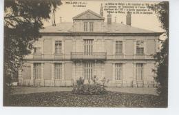 MOLLANS - Le Château - France
