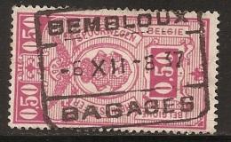 FEH-2084       GEMBLOUX   //   BAGAGES          OcbTR 141 - 1923-1941