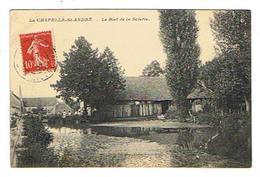 CPA 58 LA CHAPELLE ST ANDRE Le Biet De La Scierie - France