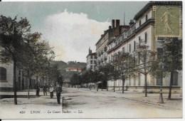CPA 69 Lyon,Cours Suchet - Lyon
