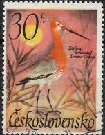 CZECHOSLOVAKIA 1967 Water Birds - 30h Black-tailed Godwit  FU - Tchécoslovaquie