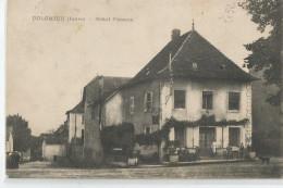Isère - 38 - Dolomieu Hotel Perrier 1918 - Other Municipalities