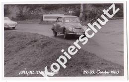 6 AK  1960, ADAC - Westfalenfahrt  (z3597) - Turismo