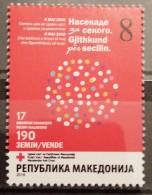 Macedonia, 2016,  Red Cross, (MNH) - Macédoine