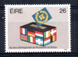 Ireland - 1984 - 2nd Direct Election To European Assembly - MNH - Ungebraucht