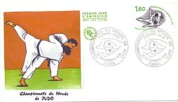 FRANCE PARIS 1979 JUDO  WORLD CHAMPIONSHIPS   (SET160365)