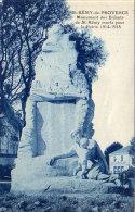 SAINT REMY DE PROVENCE - Monument Des Enfants De St Rémy  Morts Pour La Patrie    (91559) - Saint-Remy-de-Provence