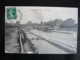 258 CPA RIBECOURT L ECLUSE PENICHE - Ribecourt Dreslincourt