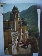 India Jaipur Amber Palace - India