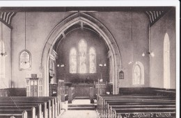 AO53 Shottermill, St. Stephen's Church - C1909 Surrey Postcard - Surrey