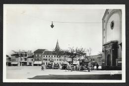CARMAUX Place Gambetta (Apa Poux) Tarn (81) - Carmaux