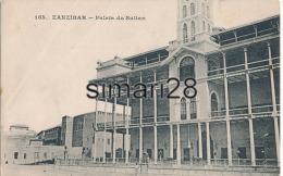 ZANZIBAR - N° 165 - PALAIS DU SULTAN - Tanzanie