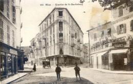 Nice - Quartier De St Barthélemy - Plätze