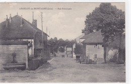 Jura - Andelot-en-Montagne - Rue Principale - Unclassified