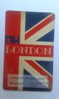 HOTEL KEYS - 1309 - NH HOTELS LONDON - Cartes D'hotel
