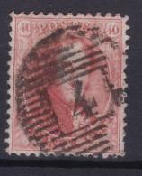 N° 16  Position 279  De La Planche - 1863-1864 Medaillen (13/16)