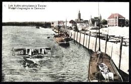 TEMSCHE - Temse - Tamise - Watervliegtuigen - Les Hydro-aeroplanes A Tamise - Temse