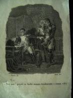 Antica   Incisione   Napoleone  Ancient Engraving  Napoleon Bonaparte Napoleonic Campaign  Campagne Napoléonienne - Historical Documents