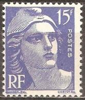 France - 1951 - Marianne De Gandon - YT 886 Neuf Sans Charnière - MNH