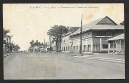 CONAKRY Pavoisement 14 Juillet Avenue Du Commerce () GUINEE Afrique - French Guinea