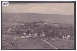 CORTAILLOD - LE BAS DE SACHET - TB - NE Neuchâtel