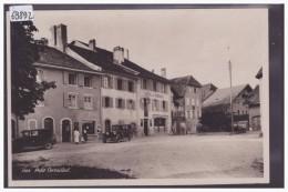 PETIT CORTAILLOD - HOTEL DU VAISSEAU - AUTOMOBILE - TB - NE Neuchâtel