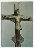 CHRISTIANITY - AK282789 Romanisches Vortagskreuz 12. Jh. - Dlözesanmuseum Klagenfurt - Jesus