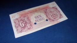 British Military 6 Pence 1943 / SPECIMEN / COPY - Sonstige