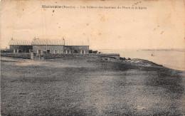 BLAINVILLE -  Les Maisons Des Gardiens De Phare Et Le Havre (voir Descriptif à - Blainville Sur Mer